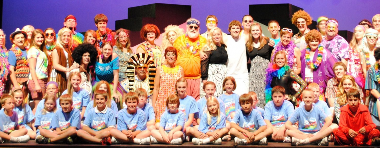 2012 Joseph and The Amazing Technicolor Dreamcoat