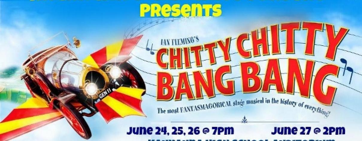 2015 Chitty Chitty Bang Bang